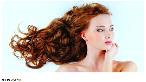 testing hair styles
